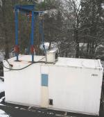 laboratory container certified for the offshore deployment